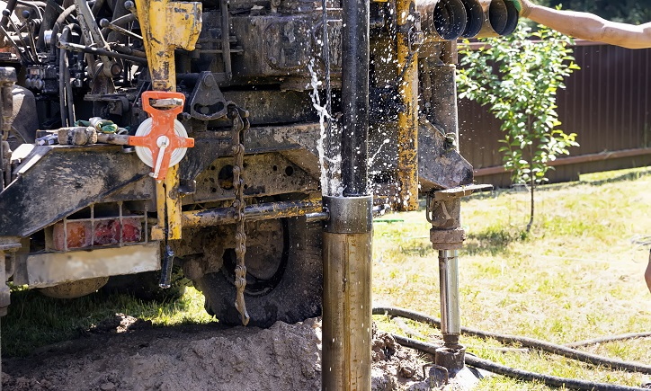Odwiert studni